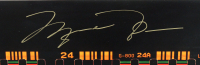 Michael Jordan Signed LE Bulls 11.25x35 Custom Framed Film Strip Display (UDA COA) at PristineAuction.com