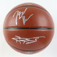 John Wall & Bradley Beal Signed NBA Basketball (Beckett COA) at PristineAuction.com