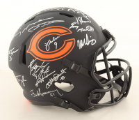 1985 Bears Team Signed LE Full-Size Eclipse Alternate Speed Helmet Signed by (28) with Richard Dent, Mike Singletary, Mike Ditka, Jim McMahon (Schwartz Sports COA) at PristineAuction.com