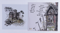 "Carlos Verdugo, Eric Wilson & Rome Ramirez Signed ""Sublime with Rome"" Vinyl Record Insert (JSA COA) at PristineAuction.com"