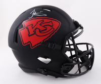 Tyreek Hill Signed Chiefs Full-Size Eclipse Alternate Speed Helmet (Beckett Hologram) at PristineAuction.com
