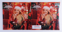 """Meghan Trainor Signed """"A Very Trainor Christmas"""" Vinyl Record Cover (JSA COA) at PristineAuction.com"""