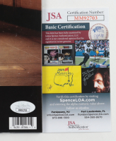 "Sara Bareilles Signed ""More Love"" Vinyl Record Cover (JSA COA) at PristineAuction.com"