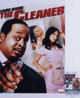 """Cedric The Entertainer Signed """"Code Name: The Cleaner"""" 12x18 Photo (JSA COA) at PristineAuction.com"""