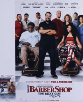 """Cedric The Entertainer Signed """"Barbershop: The Next Cut"""" 12x18 Photo (JSA COA) at PristineAuction.com"""