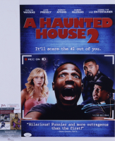 """Cedric The Entertainer Signed """"A Haunted House 2"""" 12x18 Photo (JSA COA) at PristineAuction.com"""
