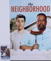 """Cedric The Entertainer Signed """"The Neighborhood"""" 12x18 Photo (JSA COA) at PristineAuction.com"""