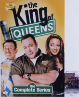 """Kevin James Signed """"The King of Queens"""" 12x18 Photo (JSA COA) at PristineAuction.com"""
