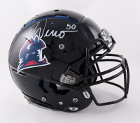 Chase Winovich Signed Full-Size Authentic On-Field F7 Helmet (Beckett Hologram) (See Description) at PristineAuction.com