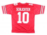 """Art Schlichter Signed Jersey Inscribed """"Go Bucks!"""" (JSA Hologram) at PristineAuction.com"""