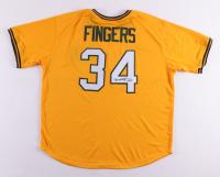 Rollie Fingers Signed Jersey (JSA COA) at PristineAuction.com