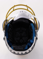 Daviyon Nixon Signed Iowa Hawkeyes Full-Size Authentic On-Field F7 Helmet (Beckett Hologram) at PristineAuction.com