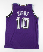 Mike Bibby Signed Jersey (PSA COA) at PristineAuction.com