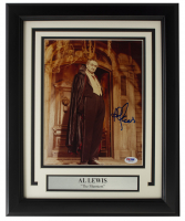 """Al Lewis Signed """"The Munsters"""" 11x14 Custom Framed Photo Display (PSA COA) at PristineAuction.com"""