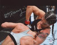 Tracy Cortez Signed UFC 8x10 Photo (PSA COA) at PristineAuction.com