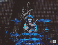 Eric Singer Signed Kiss 8x10 Photo (Beckett COA) at PristineAuction.com