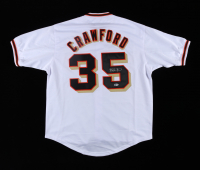 Brandon Crawford Signed Jersey (Beckett COA) (See Description) at PristineAuction.com