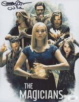 "Stella Maeve Signed ""The Magicians"" 8x10 Photo Inscribed ""Julia"" (JSA COA) at PristineAuction.com"