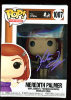 """Kate Flannery Signed """"The Office"""" #1007 Meredith Palmer Funko Pop! Vinyl Figure (JSA Hologram) at PristineAuction.com"""