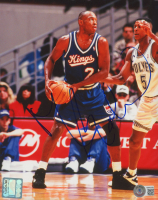 Mitch Richmond Signed Kings 8x10 Photo (Beckett COA) at PristineAuction.com