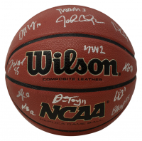 2021 Kentucky Wildcats NCAA Basketball Team-Signed by (12) with Dontaie Allen, Lance Ware, Keion Brooks Jr., Jacob Toppin (Beckett Hologram) at PristineAuction.com