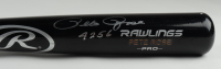 "Pete Rose Signed Rawlings Player Model Baseball Bat Inscribed ""4256"" (JSA COA) at PristineAuction.com"