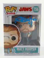 "Richard Dreyfuss Signed ""Jaws"" Matt Hooper #756 Funko Pop! Vinyl Figure (Beckett Hologram) (See Description) at PristineAuction.com"