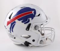 Josh Allen Signed Bills Full-Size Authentic On-Field SpeedFlex Helmet (Beckett Hologram) at PristineAuction.com
