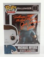 "Jim Winburn Signed ""Halloween"" #3 Michael Myers Funko Pop! Vinyl Figure Inscribed ""Michael Myers"", ""Halloween 1978"", & ""Stunts"" (Legends COA) at PristineAuction.com"