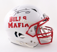 Tremaine Edmunds Signed Full-Size Authentic On-Field Vengeance Helmet (Beckett Hologram) (See Description) at PristineAuction.com