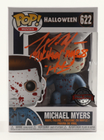"""Tony Moran Signed """"Halloween"""" #622 Special Edition Michael Myers Funko Pop! Vinyl Figure Inscribed """"Michael Myers H1"""" (Legends COA) at PristineAuction.com"""