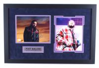 Post Malone Signed 17x26 Custom Framed Photo Display (JSA COA) at PristineAuction.com