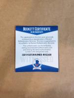 Josh Allen Signed 34x42 Custom Framed Jersey Display (Beckett COA) at PristineAuction.com