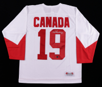 Paul Henderson Signed 1972 Team Canada Jersey (COJO COA) at PristineAuction.com