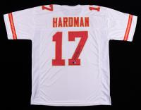 Mecole Hardman Signed Jersey (Beckett Hologram) at PristineAuction.com