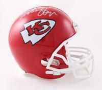 Christian Okoye Signed Chiefs Full-Size Helmet (Beckett COA) at PristineAuction.com