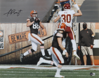 Harrison Bryant Signed Browns 16x20 Photo (Beckett Hologram) at PristineAuction.com