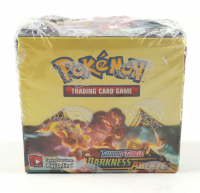 Pokemon Sword & Shield: Darkness Ablaze Booster Box with (36) Packs (See Description) at PristineAuction.com