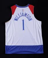 Zion Williamson Pelicans Jersey at PristineAuction.com