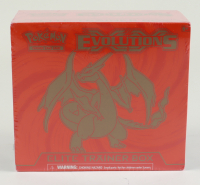 Pokemon TCG: Evolutions Elite Trainer Box with (8) Booster Packs at PristineAuction.com