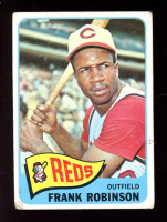 Frank Robinson 1965 Topps #120 at PristineAuction.com