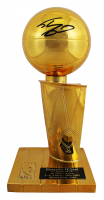 Shaquille O'Neal Signed Lakers Replica Championship Trophy (Beckett COA) at PristineAuction.com