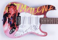 "Post Malone Signed 39"" Huntington Electric Guitar (JSA COA) (See Description) at PristineAuction.com"