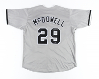 """Jack McDowell Signed Jersey Inscribed """"'93 AL CY"""" (RSA Hologram) at PristineAuction.com"""
