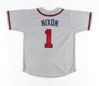 "Otis Nixon Signed Jersey Inscribed ""620 SB"" (RSA Hologram) at PristineAuction.com"