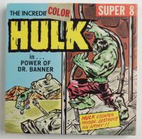 """The Incredible Hulk"" Vintage Super 8 Film in Original Box at PristineAuction.com"