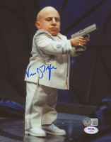 """Verne Troyer Signed """"Austin Powers"""" 8x10 Photo (Beckett COA & PSA COA) at PristineAuction.com"""