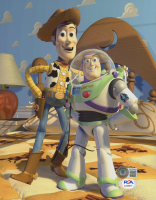 """Tim Allen Signed """"Toy Story"""" 8x10 Photo (Beckett COA & PSA COA) at PristineAuction.com"""