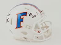 "Kadarius Toney Signed Florida Gators Speed Mini Helmet Inscribed ""Go Gators!"" (JSA COA) at PristineAuction.com"