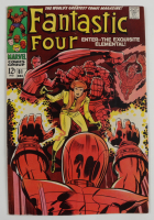 """1968 """"Fantastic Four"""" Issue #81 Marvel Comic Book at PristineAuction.com"""